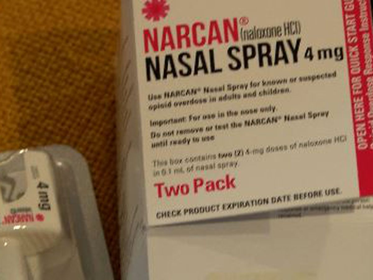 Saving souls and lives: Church trains to use Narcan