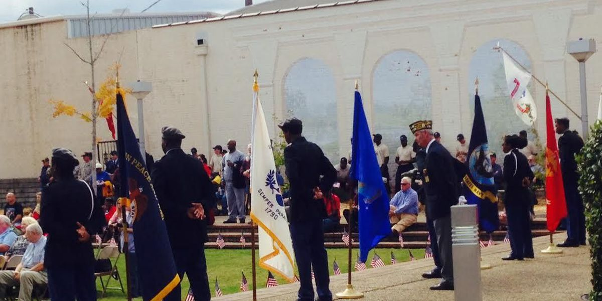 Hattiesburg celebrates Veterans Day