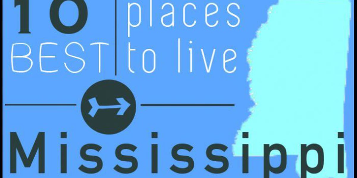 SLIDESHOW: Best places to live in Mississippi