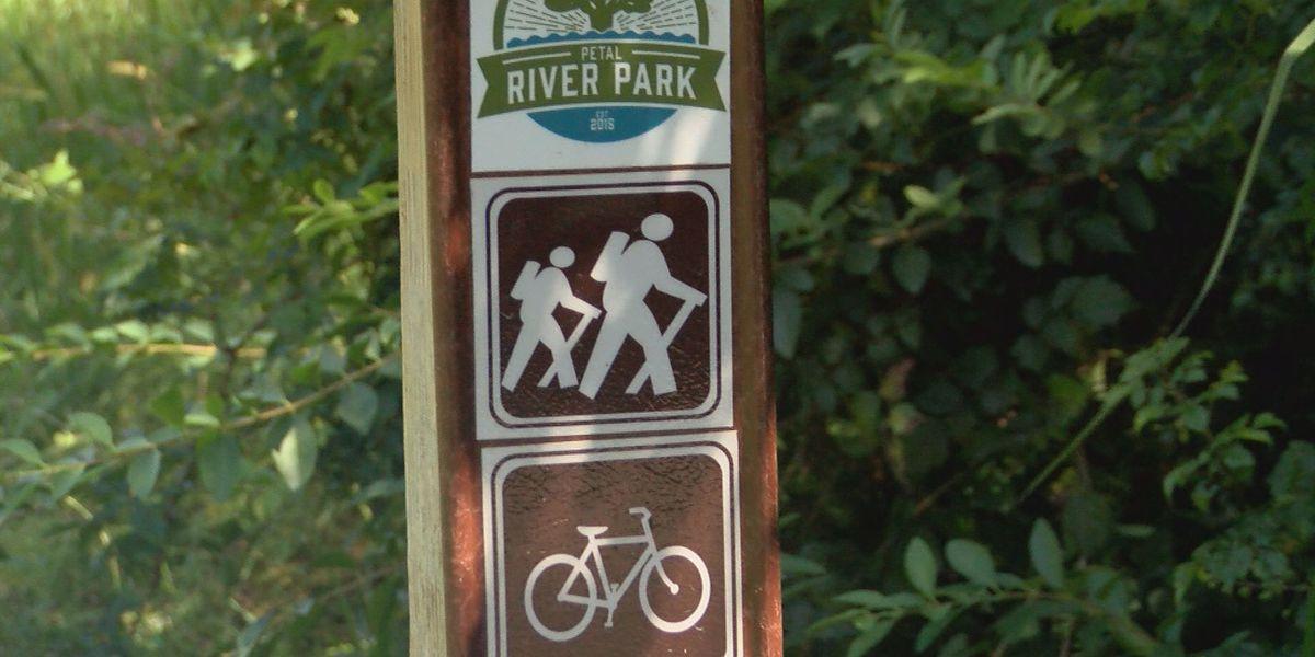 Petal River Park receives grant to build walking track