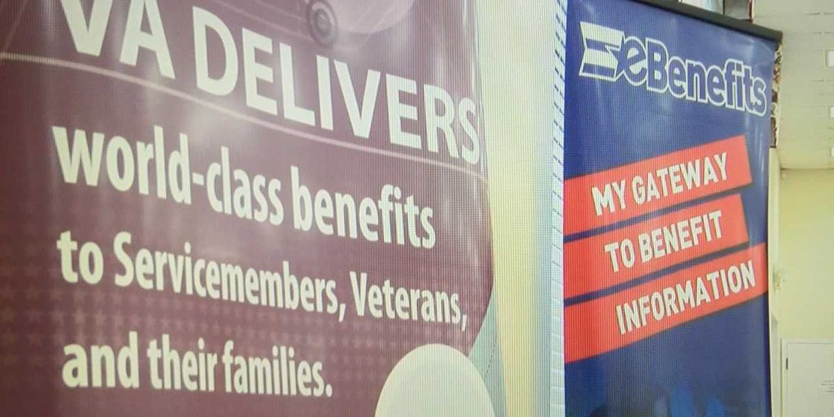 Veterans Affairs representatives come to Petal