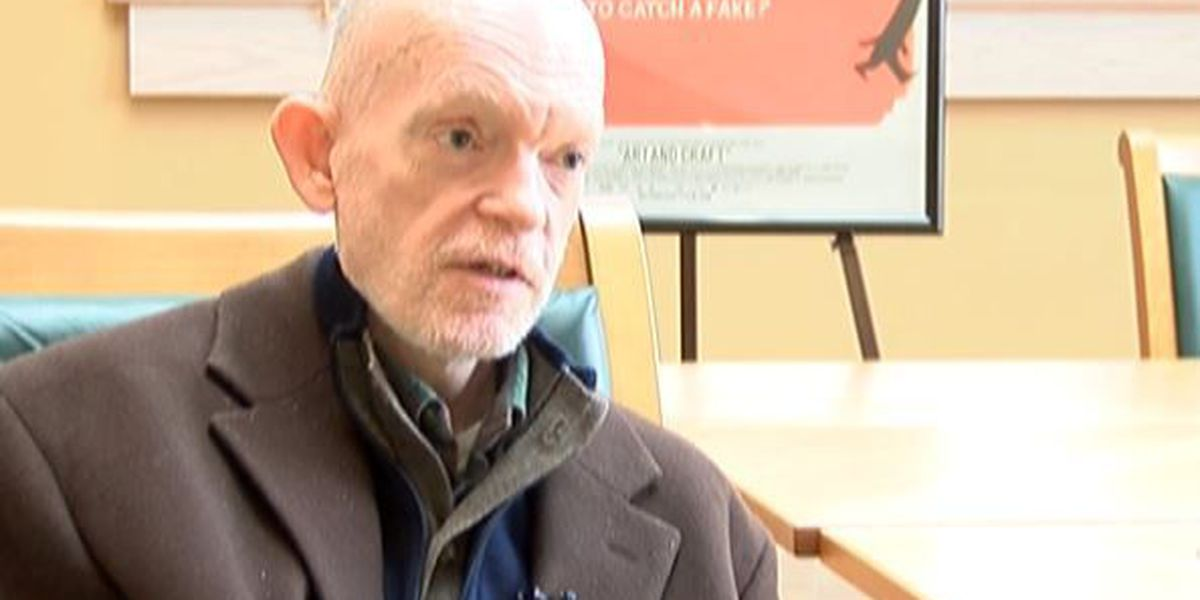 Forging and fibs: Mississippi man tells story of art forging career
