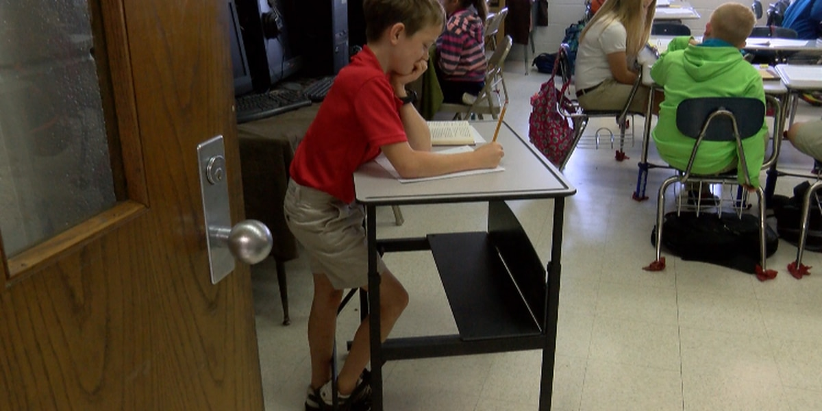South Forrest Attendance Center implements flexible classroom seating