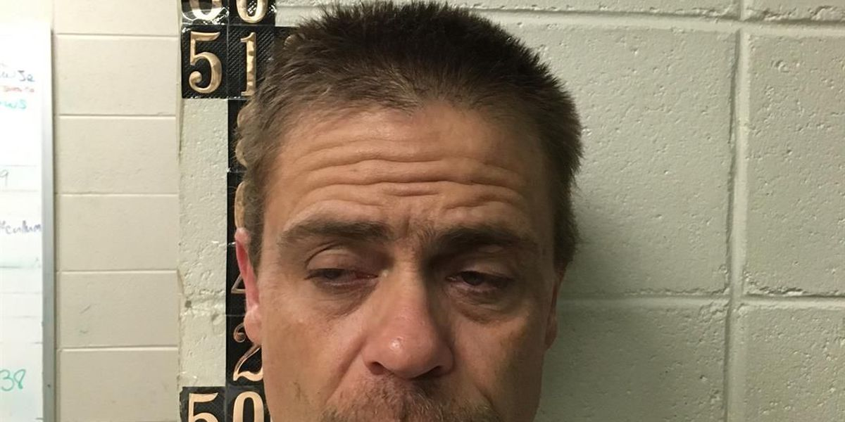 Jasper County man arrested for selling meth