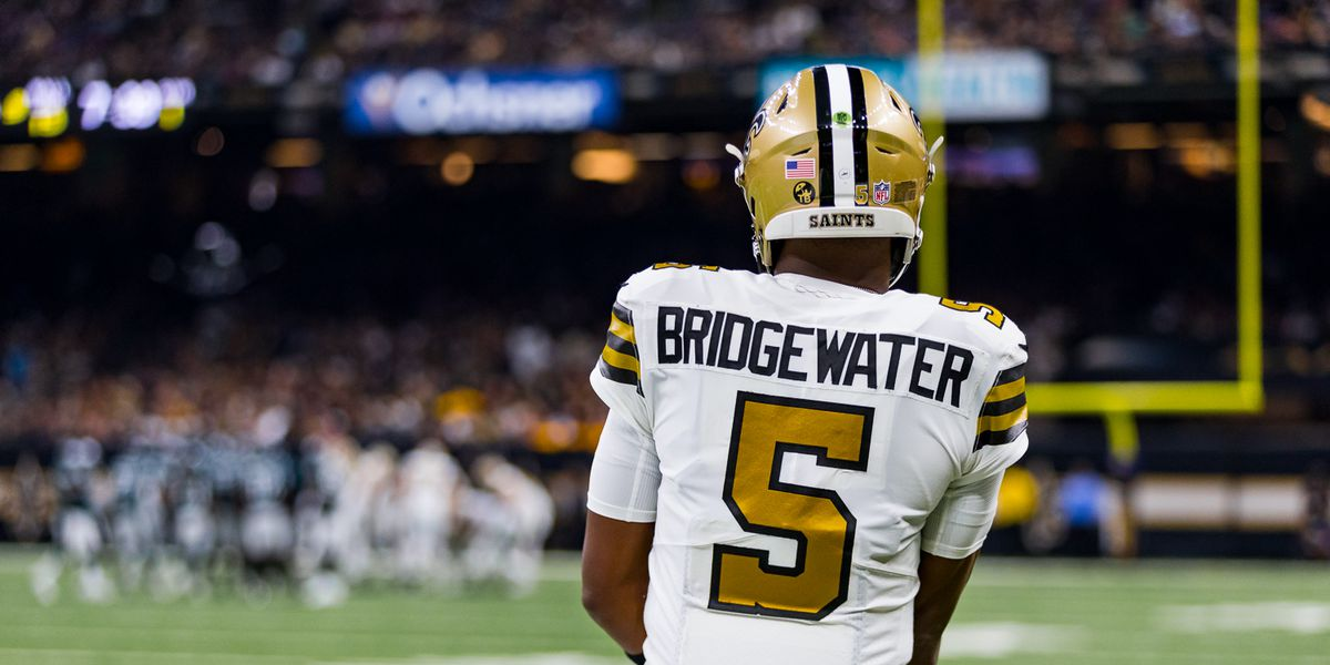 QB Teddy Bridgewater expected to re-sign with New Orleans Saints