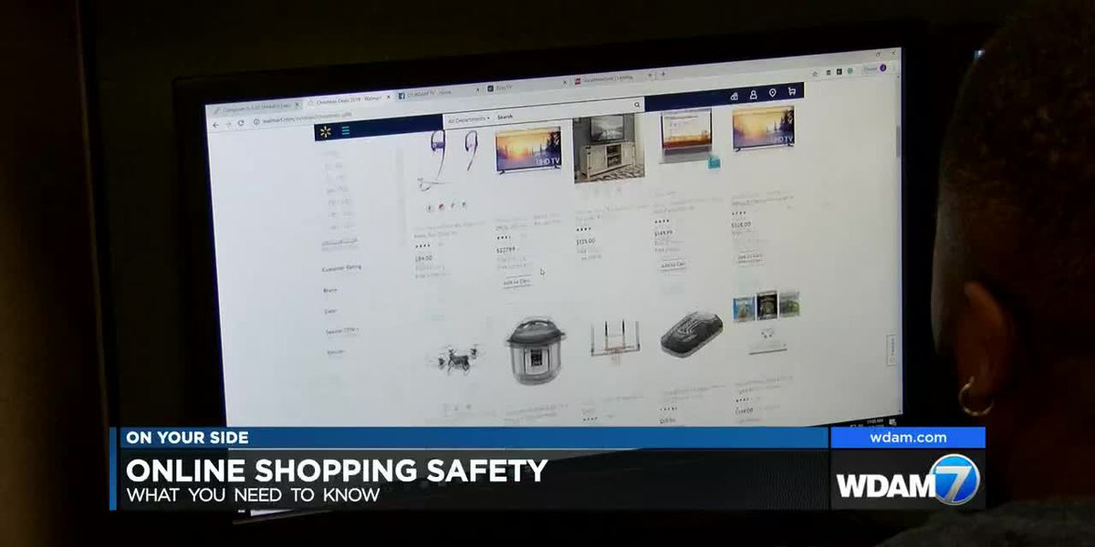Safety tips for online holiday shopping