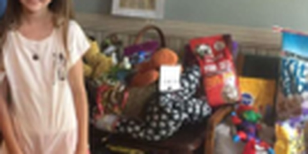 9-year-old gives up birthday gifts to support animal shelter