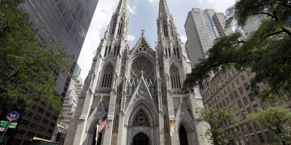 St Patrick's suspect previously arrested at other cathedral