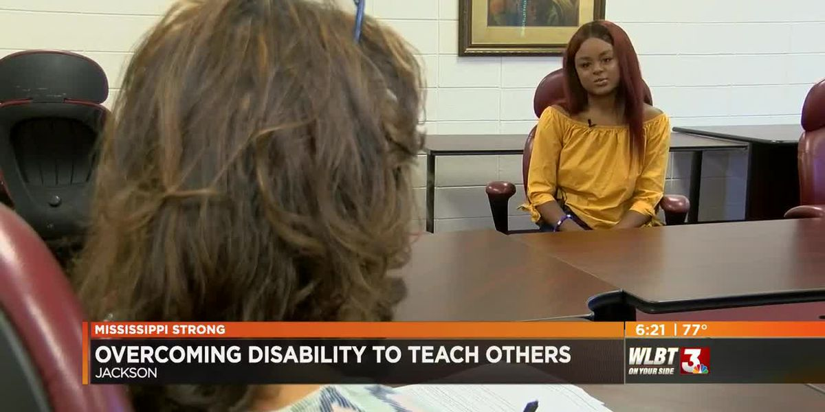 'People with disabilities can do phenomenal things': JSU student with cerebral palsy graduates Summa Cum Laude