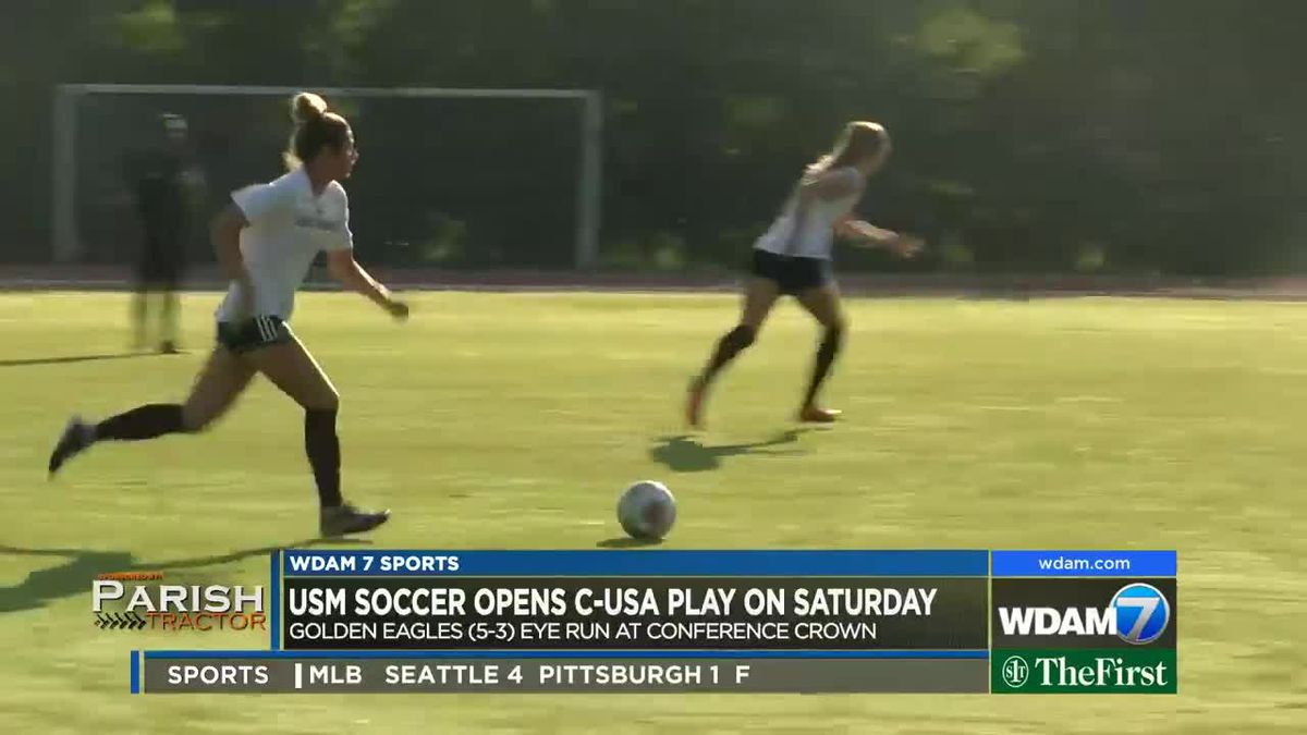 USM soccer enters C-USA play with high hopes