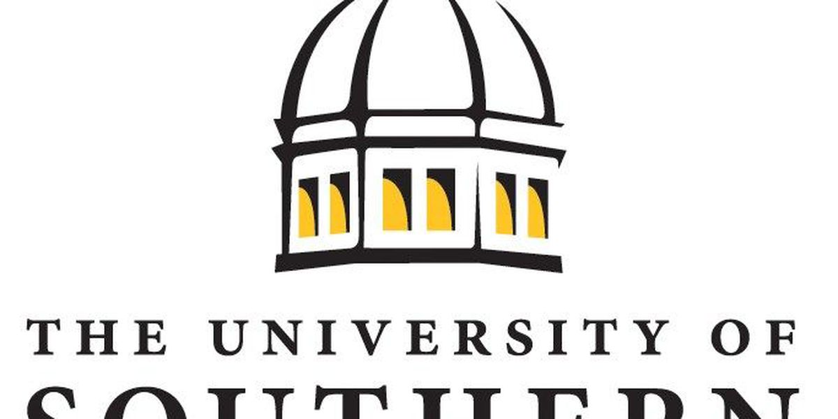 Southern Miss Student Selected for Competitive Internship