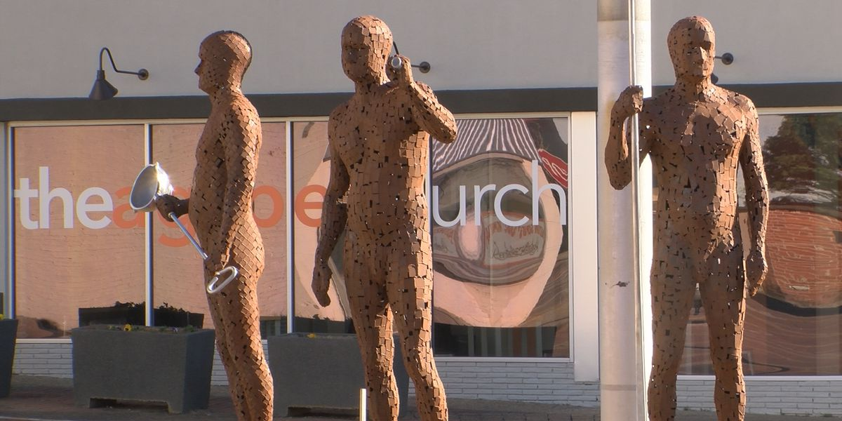 Public art display creates controversy in MS