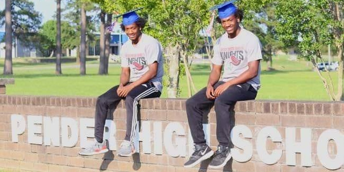 Twins graduate Pender High with over $1 million in college scholarship money