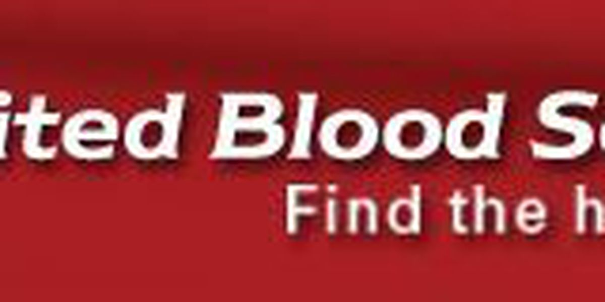 United Blood Services Fall Blood Drive