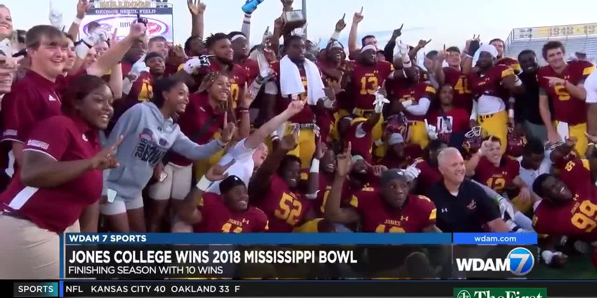Jones College defeats Eastern Arizona 27-7 in 11th annual Mississippi Bowl
