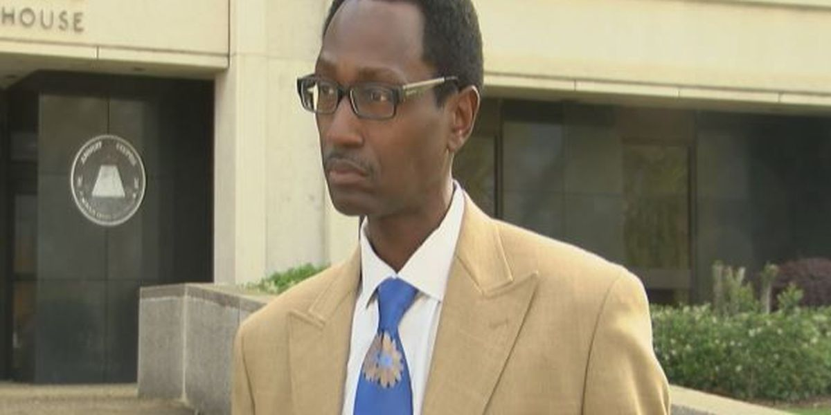 RAW VIDEO: Reverend Fairley's legal counsel releases statement