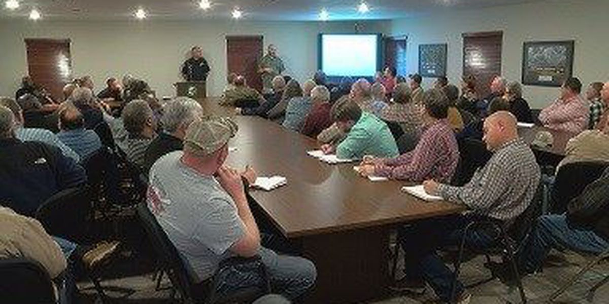Jasper County hosts church protection and security seminar