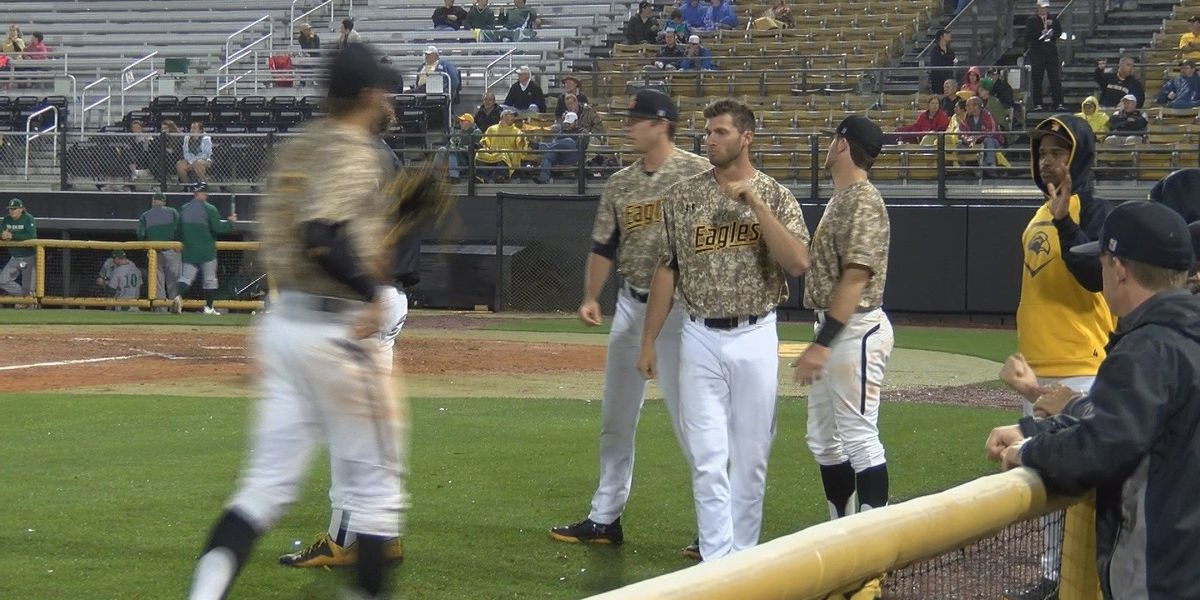 Golden Eagles Fall at Home to Southeastern Louisiana 4-2 Wednesday