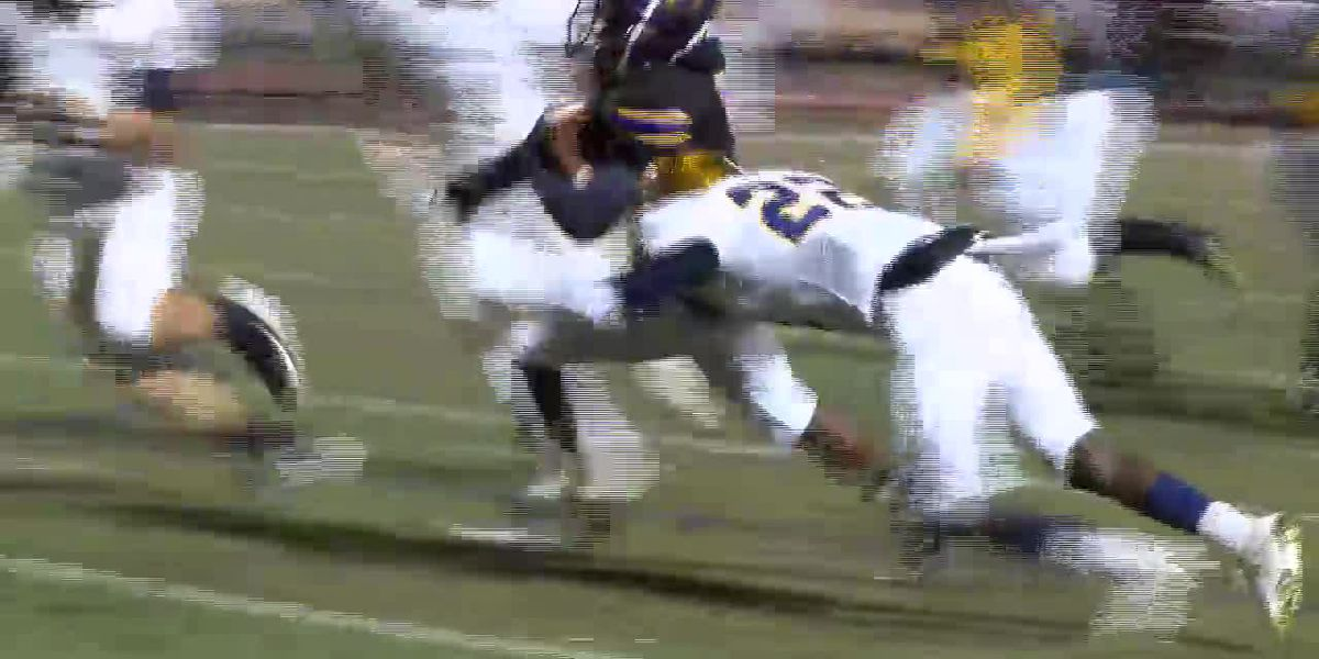 High School Highlights: Gautier at Hattiesburg