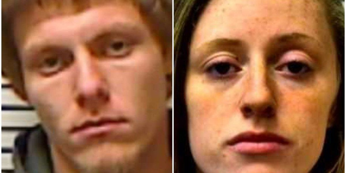 Parents charged after child ingests meth in Jones County