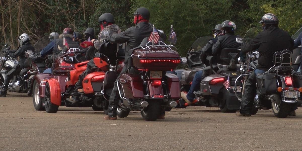 Laurel American Legion hosts benefit bike ride