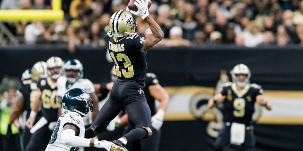 Lucky number 13? Why yesterday's date may have fated The Saints win