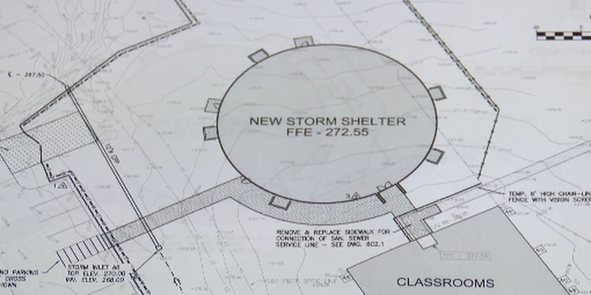 Petal School District moving forward with plans to add storm shelters