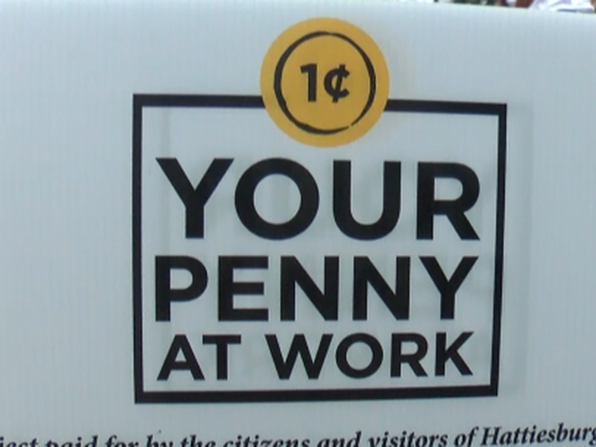 Hattiesburg releases 'Your Penny at Work' two-year report
