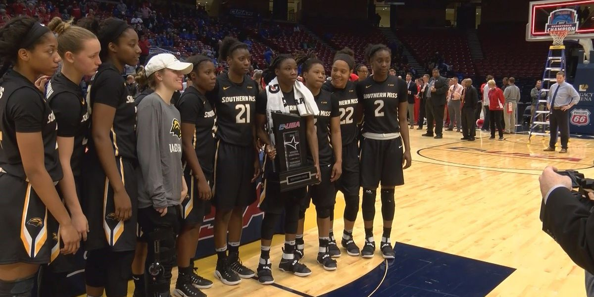Lady Eagles fall in C-USA title game
