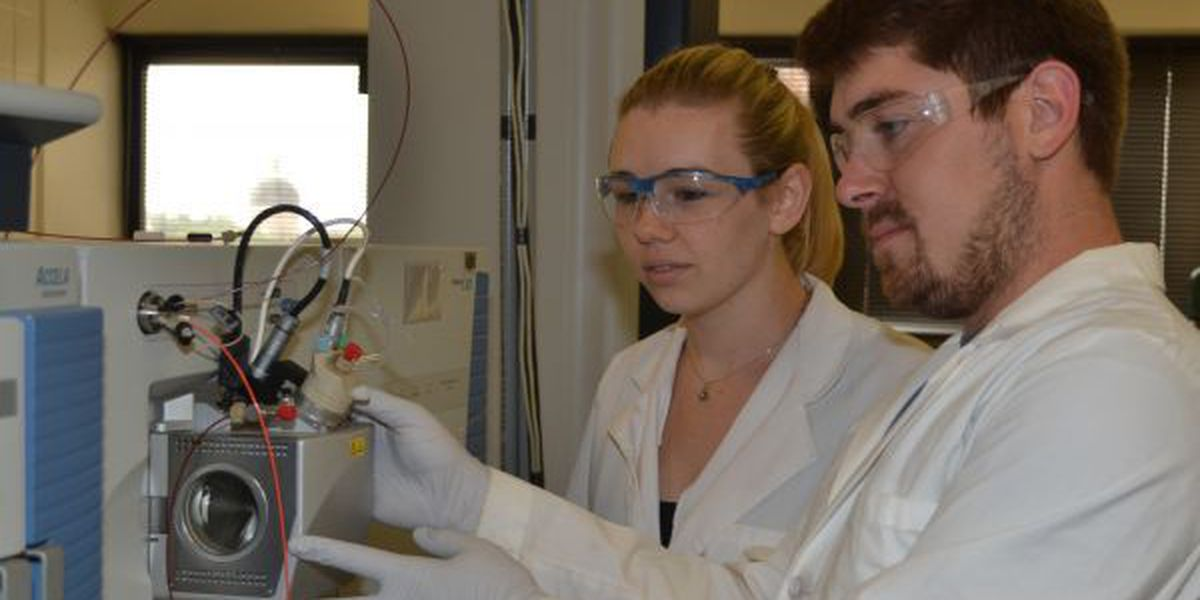 Winston Churchill Fellow Collaborates with Southern Miss Researchers on Designer Drug Detection