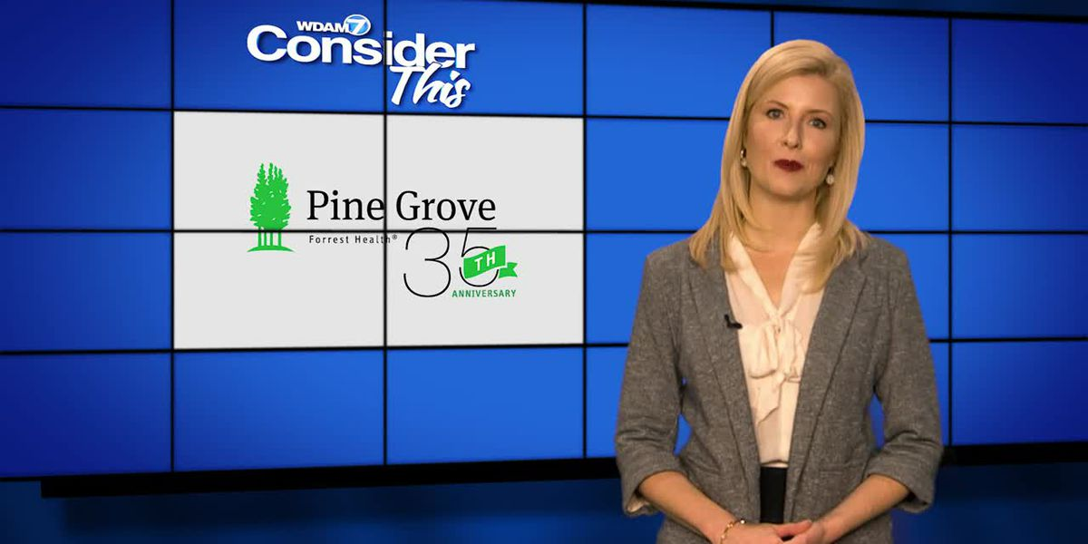 Consider This: Pine Grove celebrating 35 years