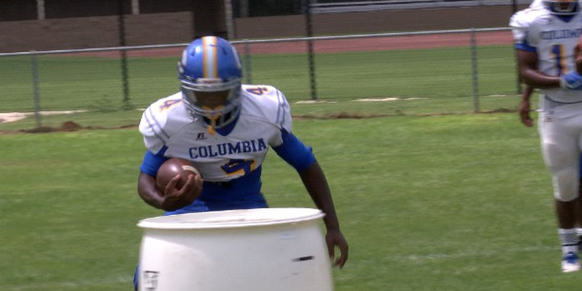 Columbia High off to 4-0 start