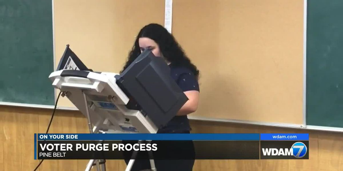 Circuit clerk outlines process of purging voters from roll