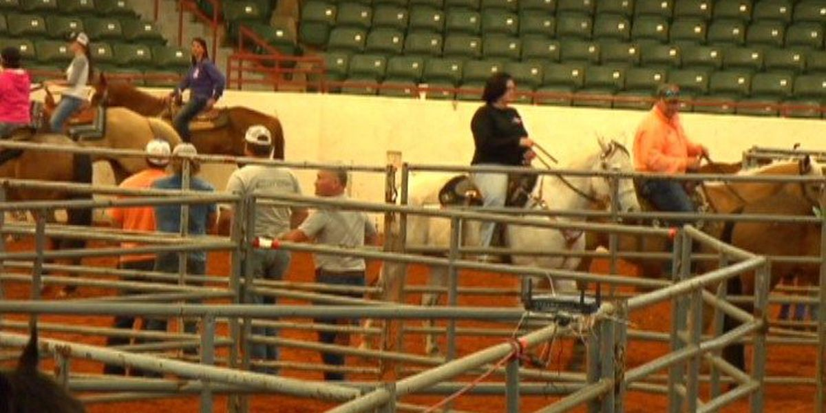 Barrel racing comes to Hattiesburg just in time for Easter