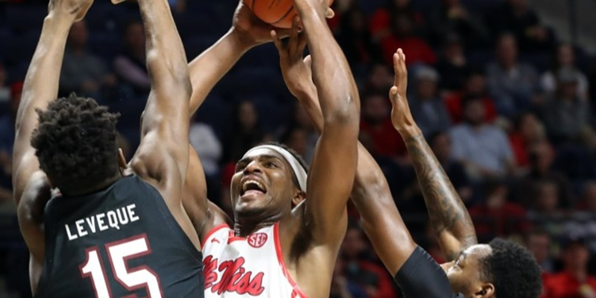Davis, Tyree carry Rebels over South Carolina