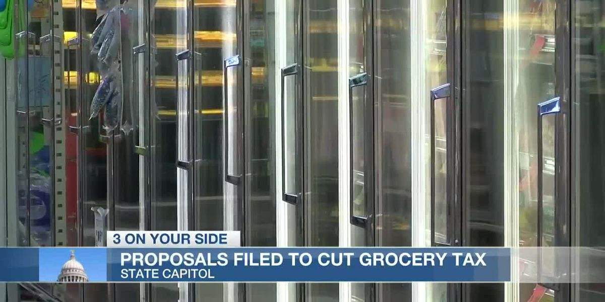 Multiple bills filed in attempt to eliminate Mississippi's grocery tax