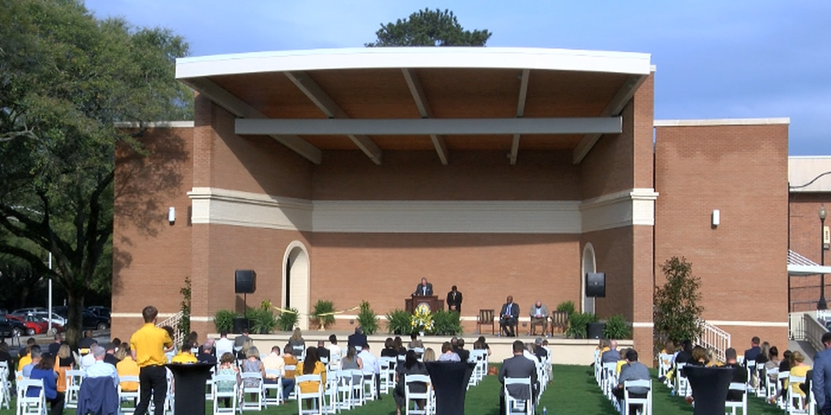 USM holds ribbon-cutting for Southern Station