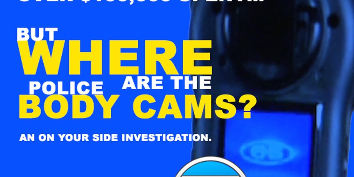 WDAM Investigates: Where are the HPD Body Cams?
