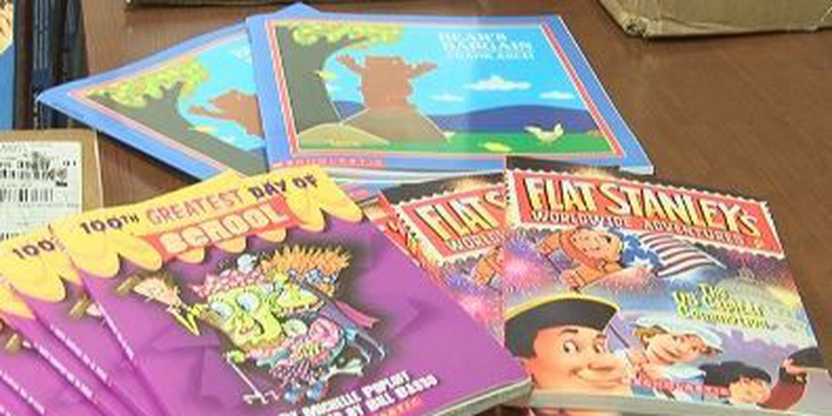 Hattiesburg group helps children with reading