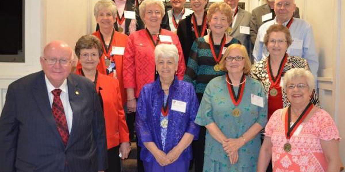 Carey honors alumni at 50-year luncheon