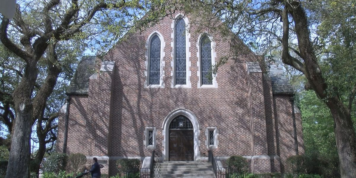 7 On the Road: First-Trinity Presbyterian Church