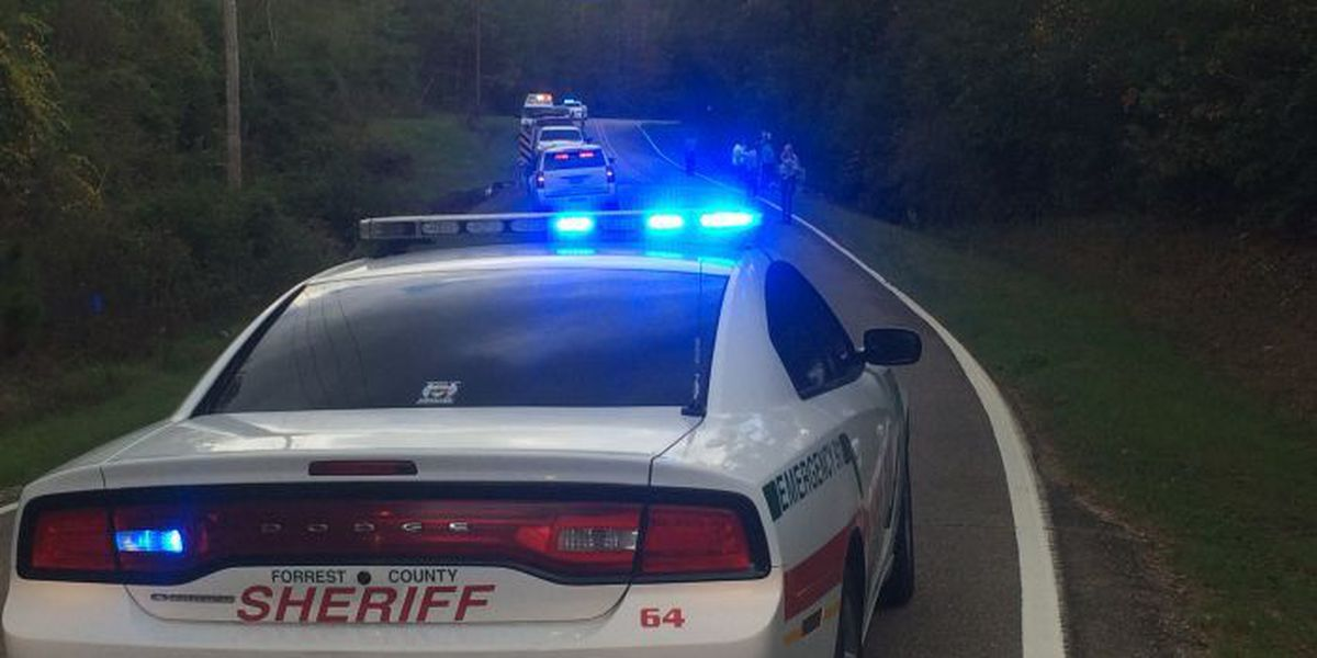Name released in fatal Forrest County wreck