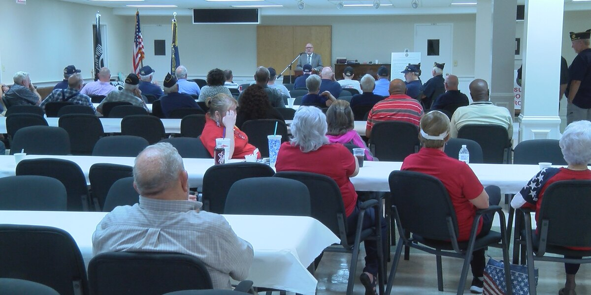 Jackson VA Med Center meets with Columbia-area veterans