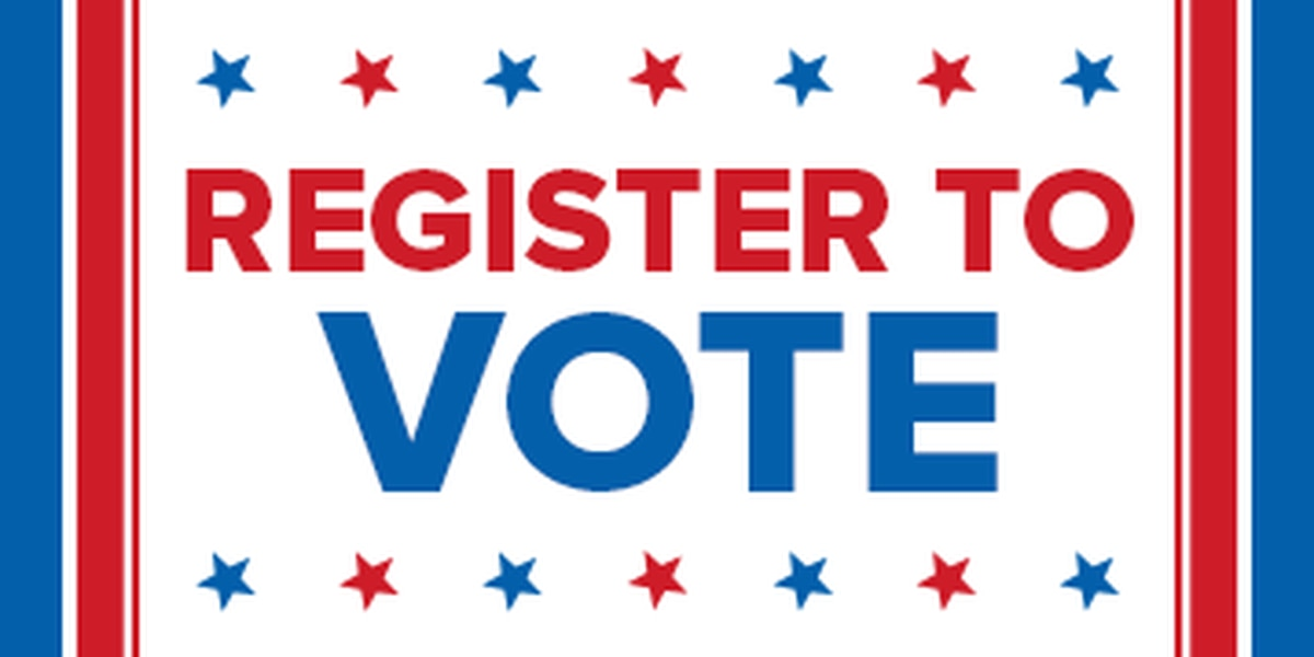 Voter registration deadline is Monday in Mississippi