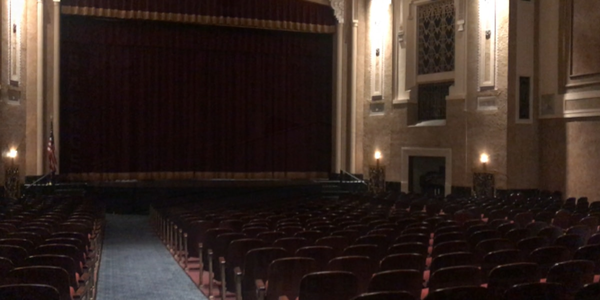 Hattiesburg Saenger Theater celebrates 90 years