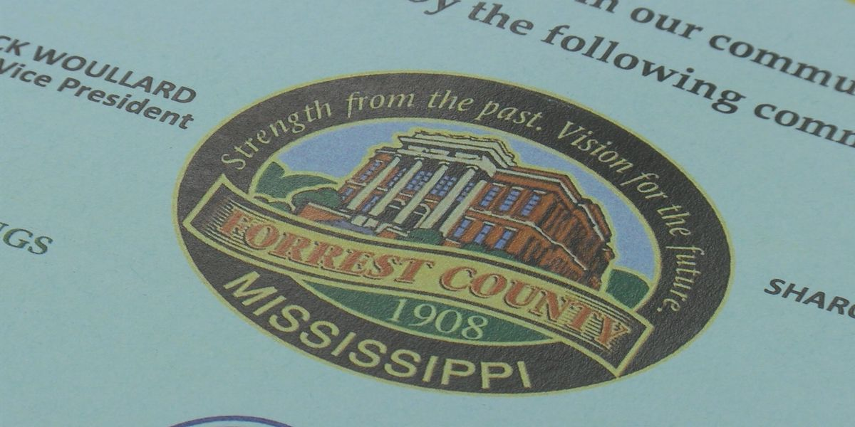 Forrest County supervisors hold vegetable box giveaway