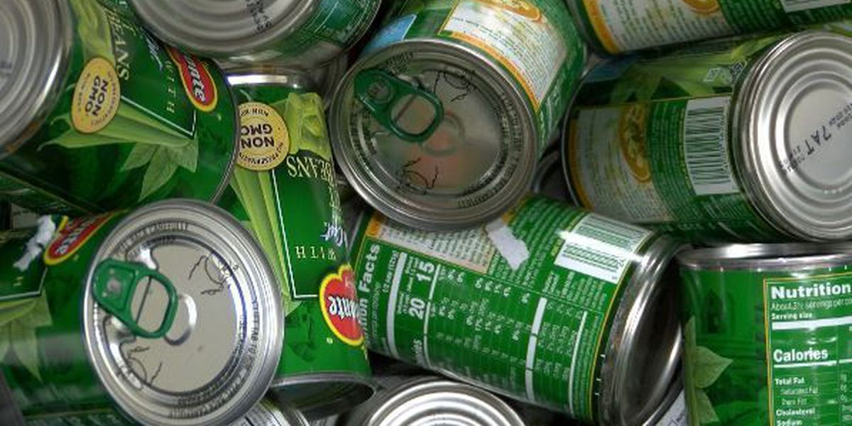 Pine Belt food banks asking for donations for holidays