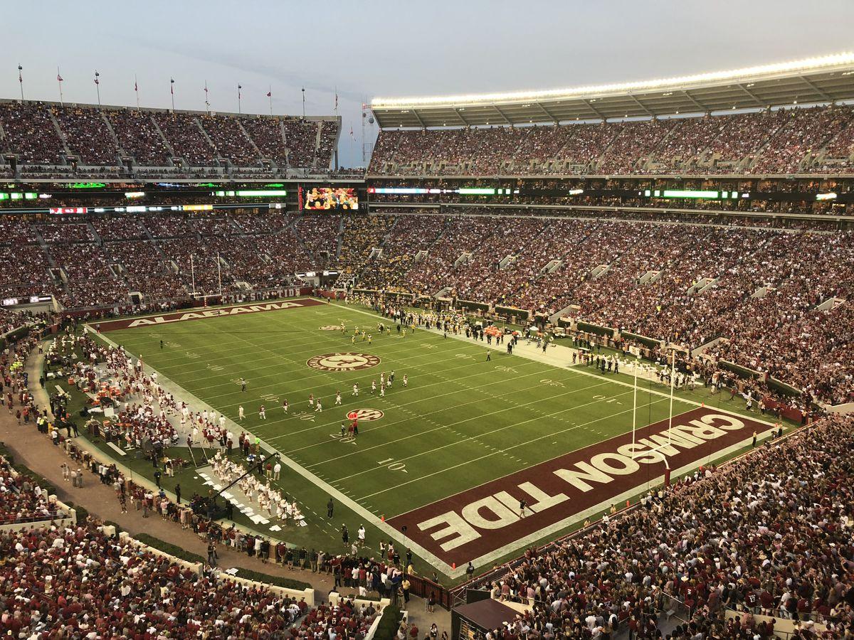 President Trump will attend Alabama-LSU game
