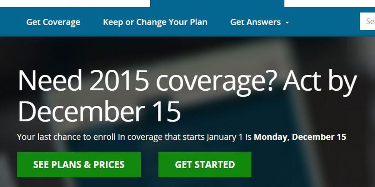Deadline reached for Obamacare 2015 coverage