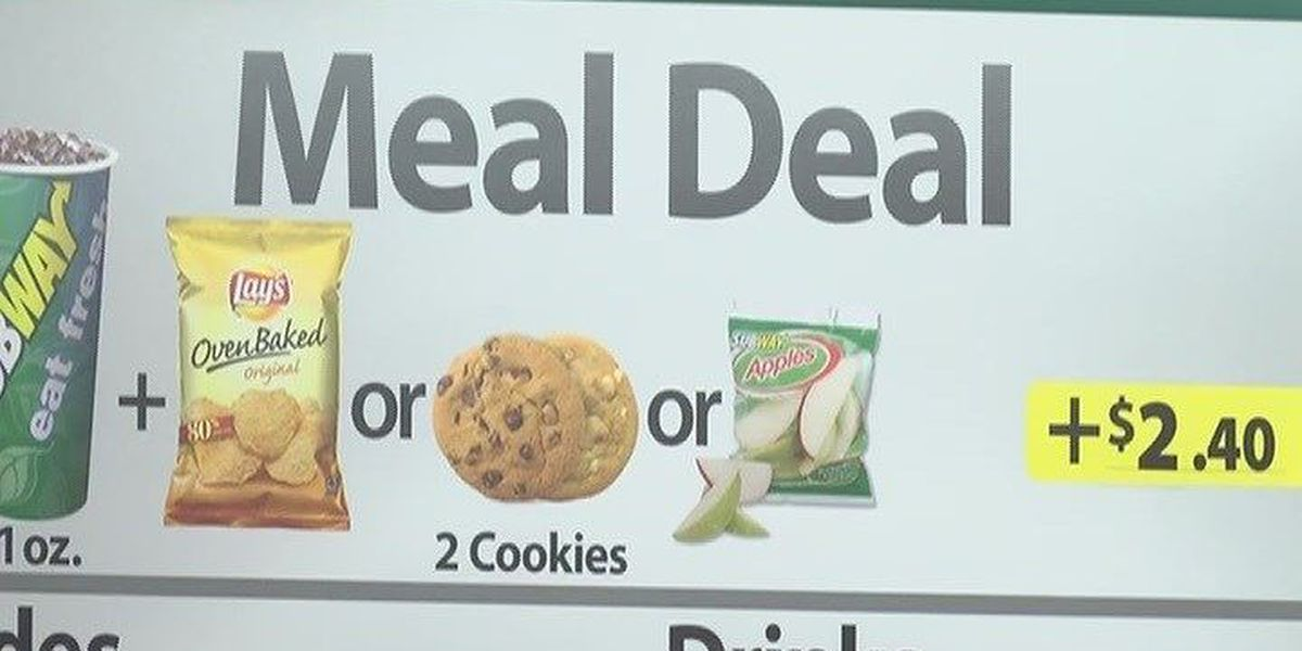 Two Pine Belt Subways giving free meals to law enforcement